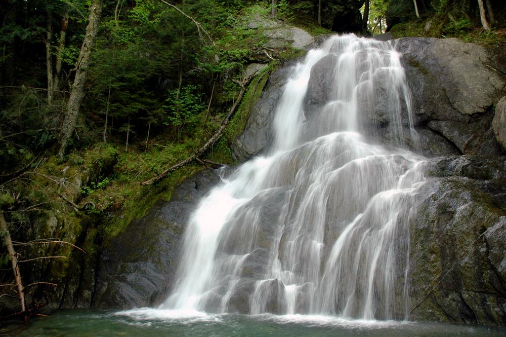 Best Waterfalls in Vermont